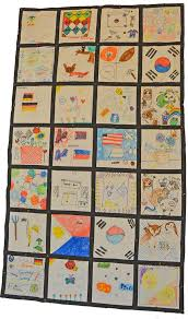 12 best Quilting with Kids images on Pinterest | Quilt patterns ... & Quilting With Kids Tutorial Adamdwight.com