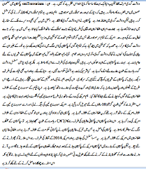 essay on terrorism in urdu english