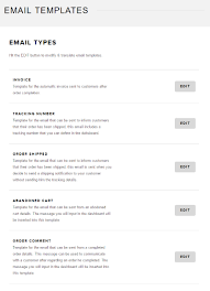 Getting Started Email Templates Snipcart Documentation