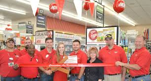 cornerstone hardware. chamber holds ribbon-cutting for cornerstone ace hardware l