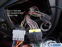 how to aftermarket radio wiring with stock svt sub and amp 2002 ford focus zts stereo wiring diagram report this image