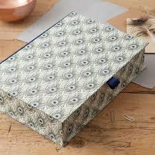 Decorative Box Files magazine file 2