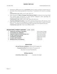 Sql Skills Resumes Sample Resume For Sql Server Dba Cute Sample Resume Sql Server Dba