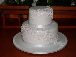 2 Tier Wedding Cake Sizes Wedding Academy Creative Simple