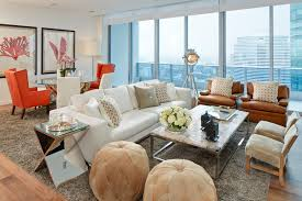Metro Modern Condo furniture Design Penthouse Decor Turn Key