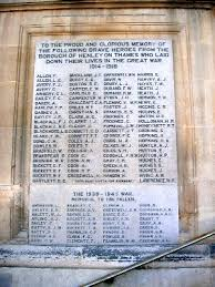 Roll of Honour - Oxfordshire - Henley on Thames
