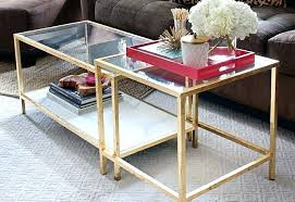 easy gold coffee table round australia