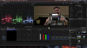 Using A Shot Of A Color Chart To Get Good Color Balance In Chromatic Color Grading In Fcp X