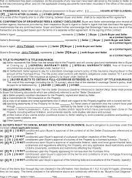 A commercial real estate contract is generally drafted to legalize and validate the relationship to make the commercial real estate contract, you can use any type of software application you want. Free Utah Commercial Real Estate Purchase Contract Form Pdf 27kb 6 Page S Page 2