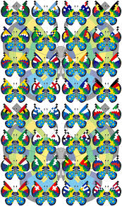 Vivillion Patterns Custom Ideas
