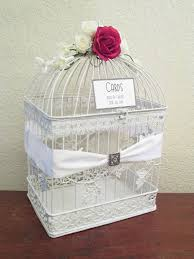use a vintage bird cage as our wedding card box and decorate it Wedding Cards Box Holder use a vintage bird cage as our wedding card box and decorate it with purple and wedding card box holder with lock