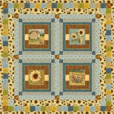 Stitch the Simple Life With 6 Farm Quilts &  Adamdwight.com