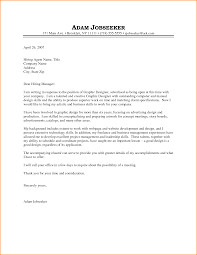 Sample Cover Letter For Freelance Graphic Designer Paulkmaloney Com