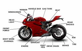 parts everything about motorcycles