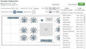 Wedding Seating Chart Generator Kozen Jasonkellyphoto Co