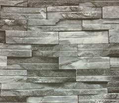 Brick Design PVC Wallpapers 3D Brick ...