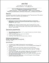 Assistant Manager Cover Letter Fascinating Cover Letter Restaurant Manager Primeliber