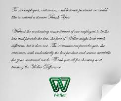 Thank You Note - AJ Weller