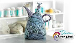 Duncan Ceramics Cover Coat Opaque Underglazes