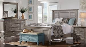 Wonderful Super Ideas Grey Bedroom Furniture Set Belmar Gray 5 Pc King Panel Sets  Colors Ashley Wash