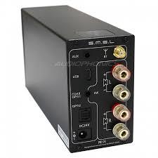 smsl ad18 v2 2 digital amplifier nfc tas5342a 2x 65w subwoofer out 8