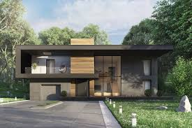 breathtaking modern exterior house design 22 charcoal and wood home modern house design