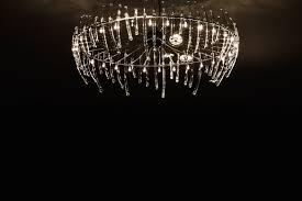 Kostenlose Bild Kronleuchter Glas Glühbirne Metall