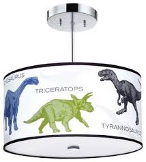 kids ceiling lighting. Dinosaur Light Fixture - Contemporary Kids Ceiling Lighting By Firefly