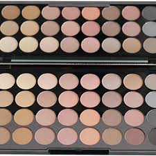 makeup revolution ultra 32 shade eyeshadow palette flawless matte 16 g 17861 source revolution eye shadows at best s in desh