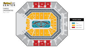 State Farm Arena Seating Chart Carrie Underwood Carrie Underwood Golden1center