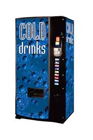 Personal 12 Can Soda Vending Machine Classy Dixie Narco Model 48E Cold Drink Bubbles Vending World