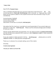 Free Business Letter Samples 44 Effective Collection Letter Templates Samples