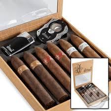 sel sler 6 pack gift set cigars international