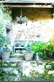 primitive outdoor decorating ideas country decor cottage garden decorations french best via pr