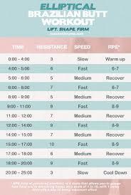 brazilian lift cardio workout