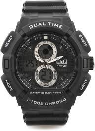 q q gw81j001y analog digital watch for men buy q q gw81j001y q q gw81j001y analog digital watch for men