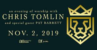 Tickets Chris Tomlin Hobart Arena