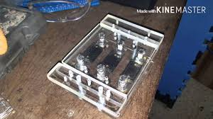 home made fuse box in plexiglass for car audio youtube fuse box for car radio Fuse Box For Car #25