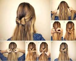 Hairstyle Easy Step By Step easy step by step hairstyles to do yourself easy hairstyles for 2927 by stevesalt.us