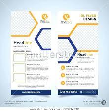 Brochure Free Template Templates Download Illustrator Leaflet Psd
