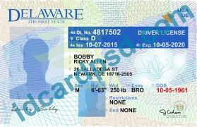 Psd Templates - Buy Card Delaware Driving Driver Template License Adobe Photoshop Id
