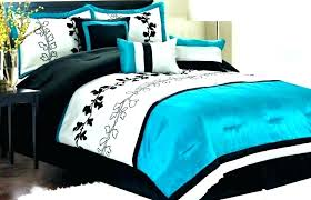teal and grey bedding teal and black bedding sets teal and grey twin bedding turquoise and