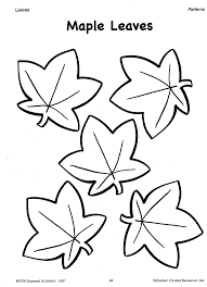 Coloring Pages For Leavesll L Duilawyerlosangeles