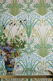 Designer Wallpaper At Discount Prices Bluebell A Popular Rendezvous Cole Son Designer
