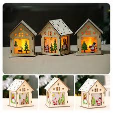 Xurgm 7 Set Rgb Weihnachten Dekoration Leuchtet
