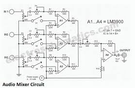 mixer circuit diagram best of 227 best circuits images on pinterest mcneilus mixer wiring diagram mixer circuit diagram beautiful legendtronics