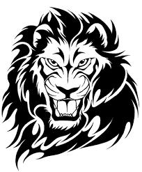 Motiv Tetování Lev Tygr 1375