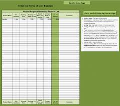How To Do An Inventory List Weekly Alcohol Perpetual Inventory Workplace Wizards