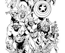 Small Picture Printable Avengers Coloring Pages Disney Coloring Pages Avengers