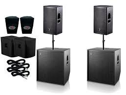 speakers das. d.a.s. audio (2) action 15 powered 15\ speakers das